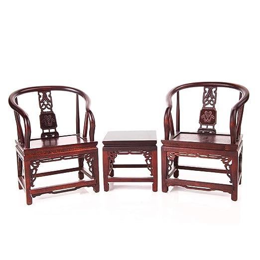 plzxy Pequeños Adornos Accesorios Muebles Antiguos Chinos ...