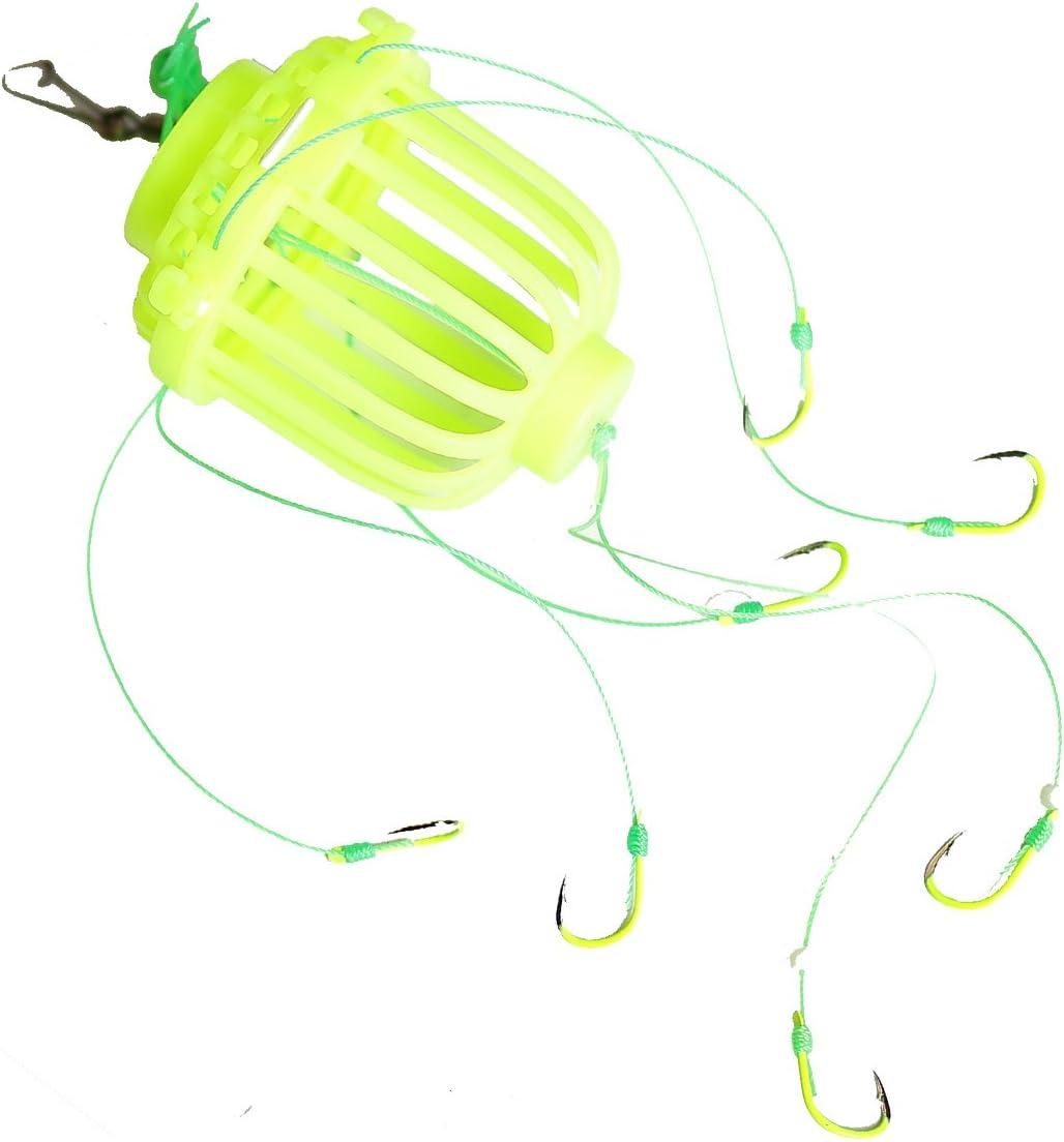 Futterspirale 8 cm Futterkorb Feeder Feeding Basket Futterspiralen Karpfen TOP