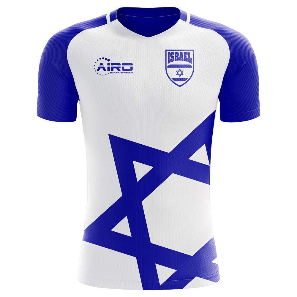 【2019春夏新色】 2018-2019 White Israel Home 2018-2019 Concept Football Shirt Adults B07GCBPR9N 5XL Adults White White 5XL Adults, 栗源町:039fd738 --- svecha37.ru