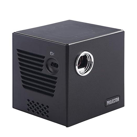 Yncc ❤ Mini proyector Multifuncional - Smart DLP Mini Proyector ...