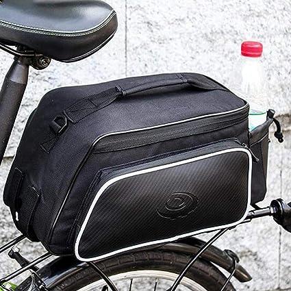 Gepäckträgertasche Doppel Fahrradtasche Fahrrad Satteltasche Gepäcktasche Neue