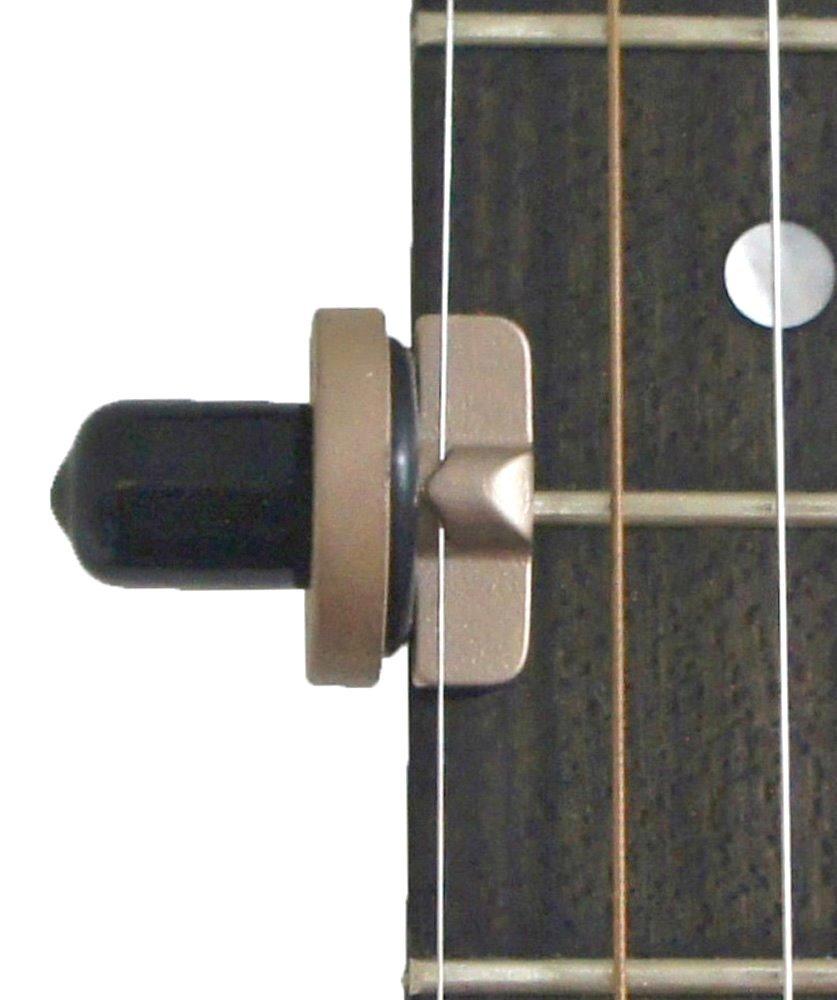 Banjo Highway Fifth String Banjo Capo - Bronze by Banjo Highway (Image #1)