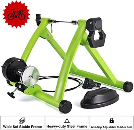 Moto Trainer soporte - cubierta soporte la bici Trainer - Ciclismo ...