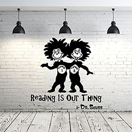 Quotes about reading wall decor