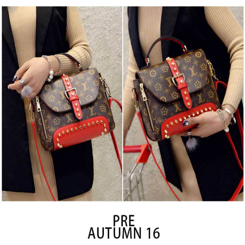 LFGCL Taschen womenShoulder Messenger Bag Presbyopic Print Handtasche