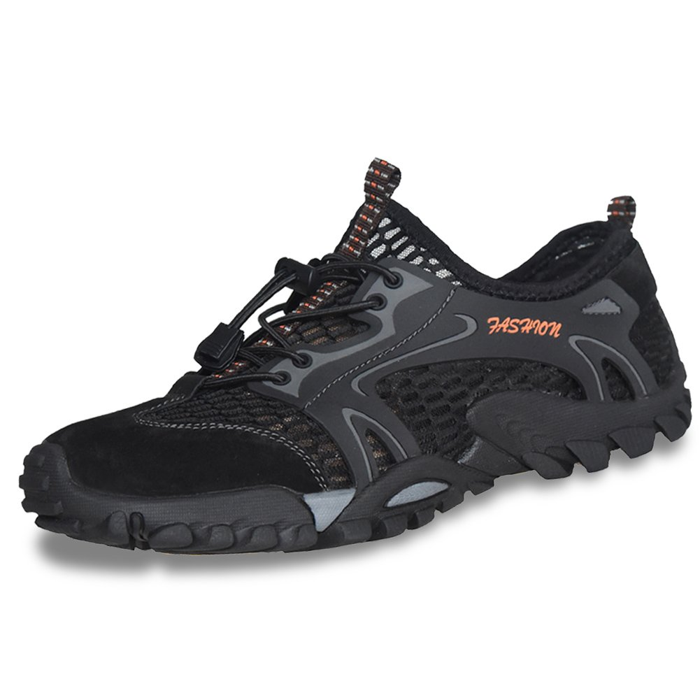 SITAILE Men Women Water Shoes Quick Dry Aqua Camp Shoes for Beach Walking River Bed Boatting Kayaking