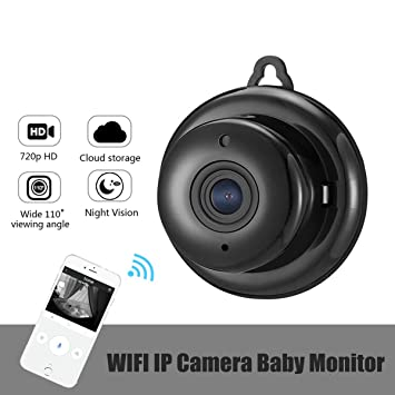 Security IP Camera, DIGOO DG-MYQ 720P Two-way Audio Smart