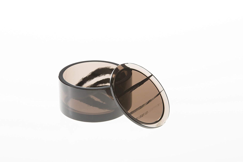 【透ける黒曜石のお香入れ】 -Anna- (アンナ) 宝石職人がつくった天然石のお香入れ フランス製 250g B07N2FDQ1L