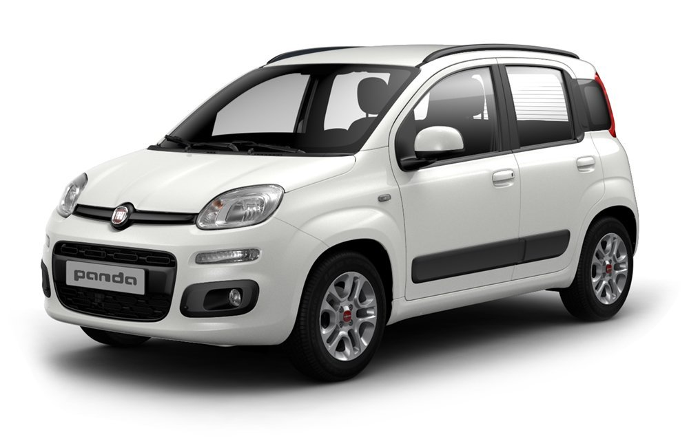 Fiat Panda Lounge 1.2 bz 69 CV, Bianca - Welcome Kit FCA MOPAR