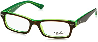 fcd6abd619959 Amazon.com  Ray Ban Junior RY1530 Eyeglasses  Clothing