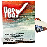 Yes! Canvas Pad 12x16''