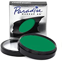 Mehron Makeup Paradise Makeup AQ Face & Body Paint (1.4 oz) (Amazon Green)