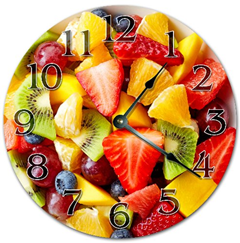 Fruit Clock - 3