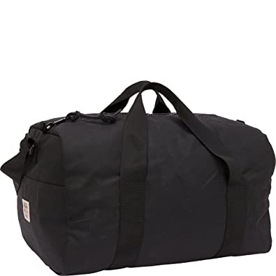 54a14f0986 Filson Tin Cloth Small Duffle Black  Amazon.co.uk  Shoes   Bags