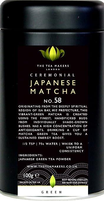 3 opinioni per Premium polvere tè verde Matcha