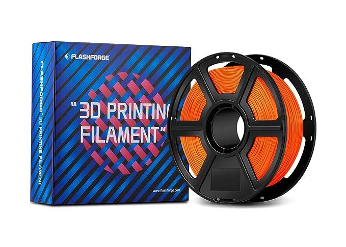 Amazon.com: Flashforge USA - Filamento PLA para impresora 3D ...