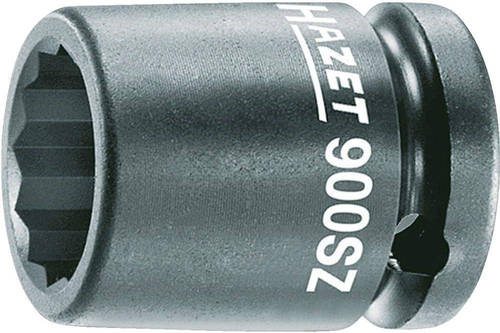 """8-34 mm Hazet 900Z Doppel-6kt.-Steckschlüssel-Einsatz//Nuss 1//2/"""""""