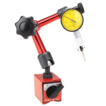 Comparateur Centésimale à Cadran avec Base Magnétique