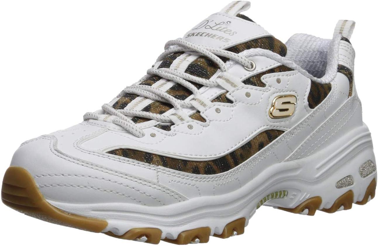 D'Lites-Quick Leopard Sneaker