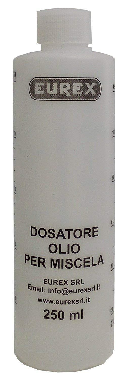 Amazon.es: Eurex - Dosificador de aceite para mezcla con tapa ...
