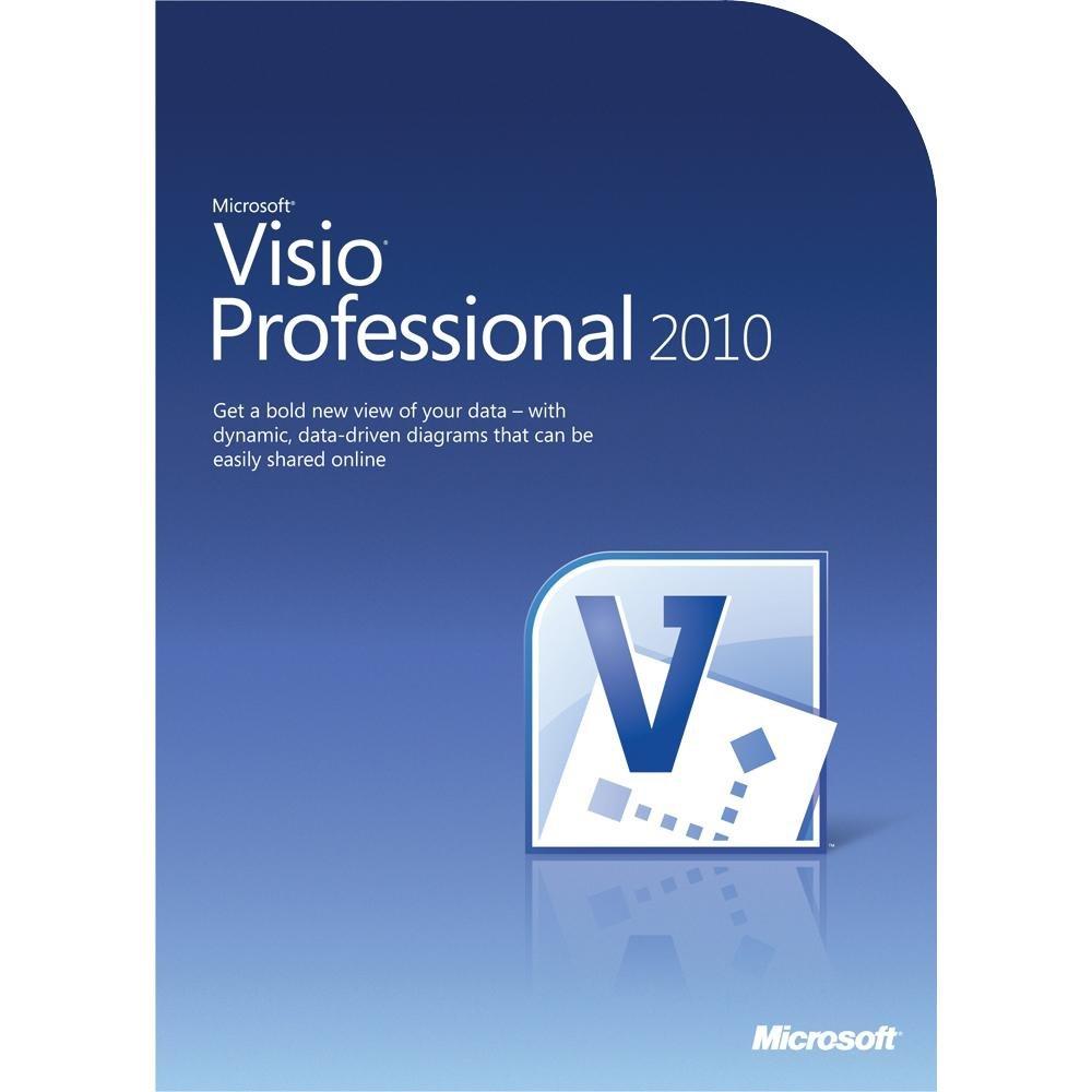Microsoft Visio Professional 2010 Process Flow Diagram Symbols