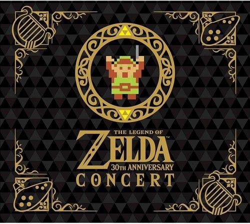 Legend Zelda 30th Anniversary Concert