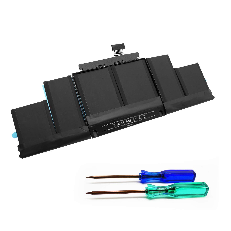 Bateria A1417 A1398 MacBook Pro 15 inch Retina Mid 2012 Earl