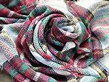Girl Scarfs Warm Shawls Large Scarves Parent-child