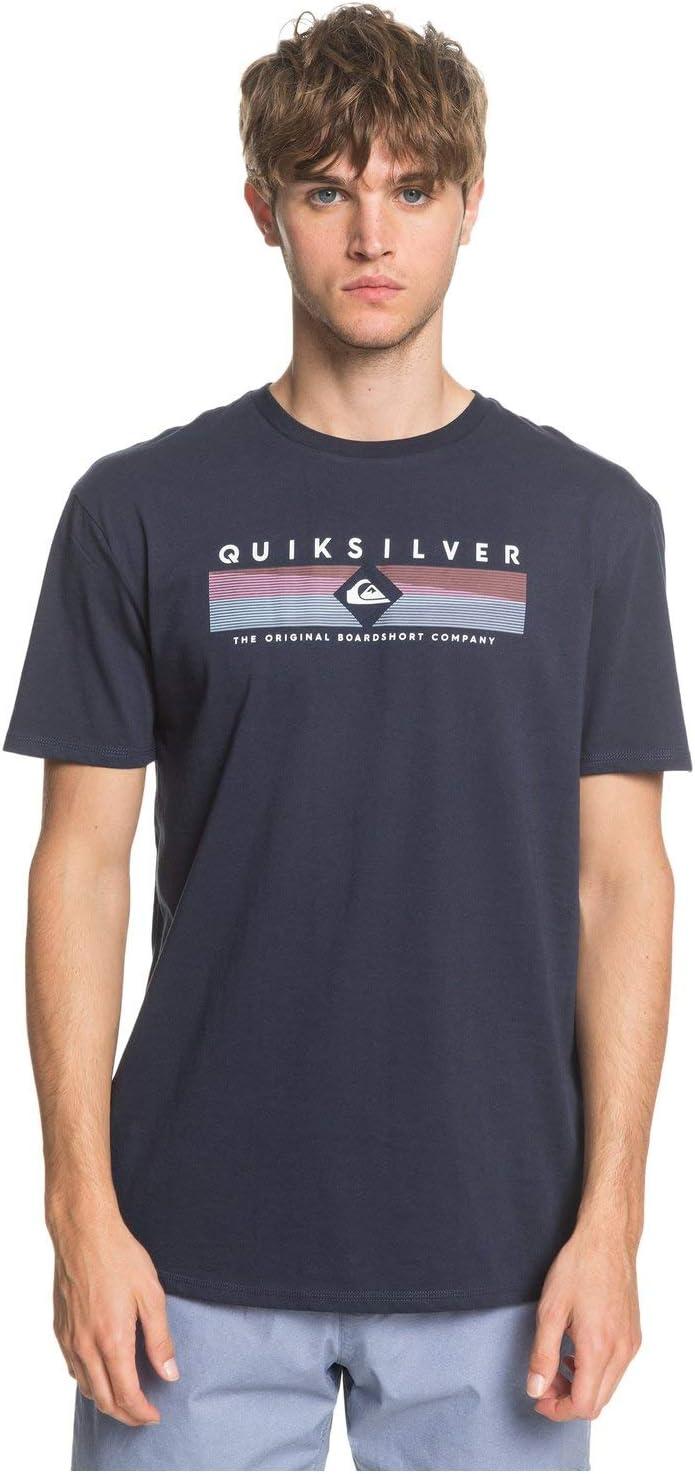 Quiksilver Distant Fortune tee M - Camiseta Hombre: Quiksilver: Amazon.es: Deportes y aire libre