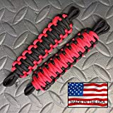 Jeep Wrangler Door Limiting Straps - American Made Custom Colors Door Stops (set of 2)