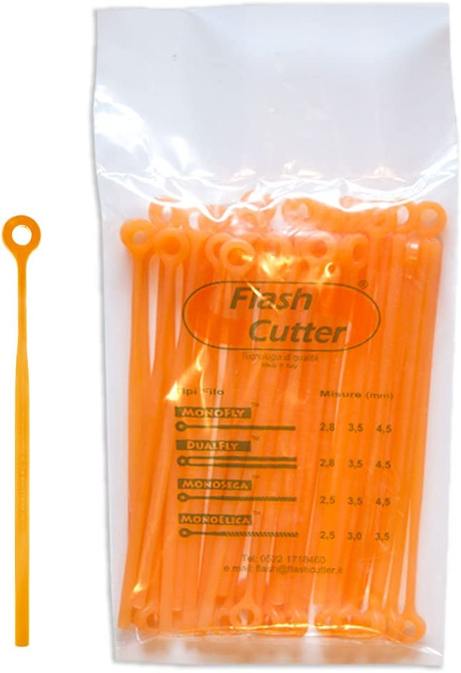 FlashCutter Bag of Flyers MonoFly 4.5 40p for Qfc10