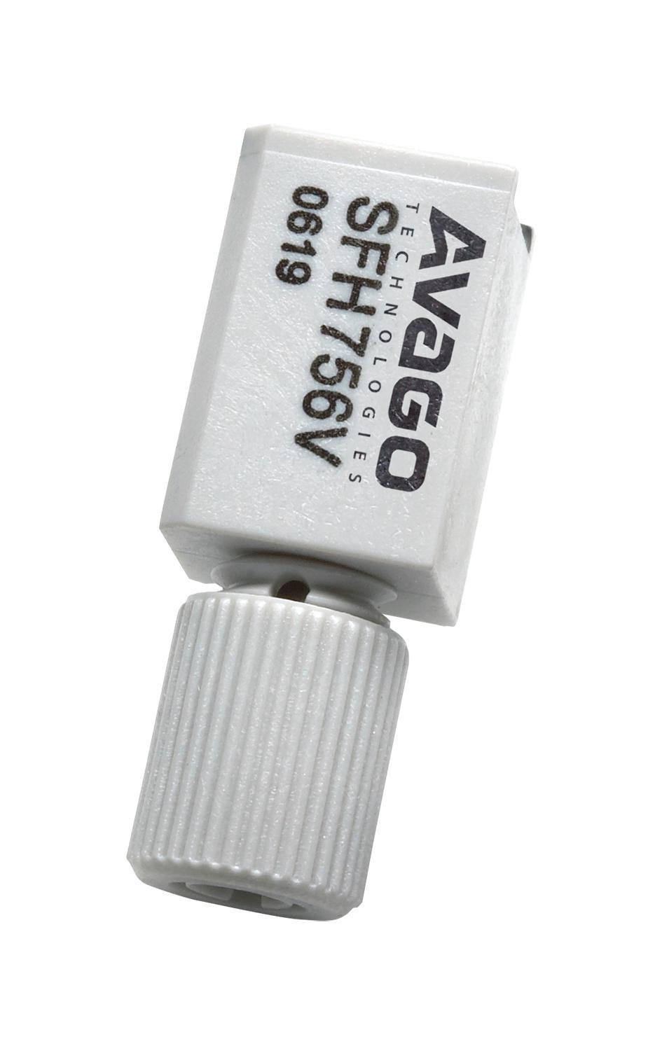 BROADCOM LIMITED, SP000063814, Fiber Optic Transmitter, 650 nm, 20 m, 50 mA, 2.1 V