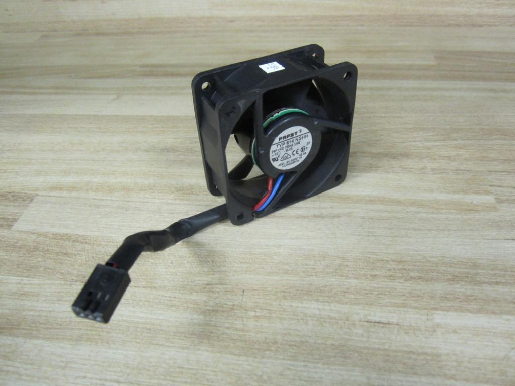 24VDC 60MM EBM PAPST 614NGHH AXIAL FAN