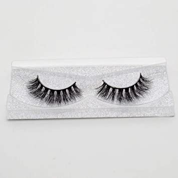 4a9efb8484a Amazon.com : Eyelashes 3D Mink Eyelashes Crossing Mink Lashes Hand Made Full  Strip Eye Lashes 34 Styles cilios naturais False Lashes (3D08) : Beauty