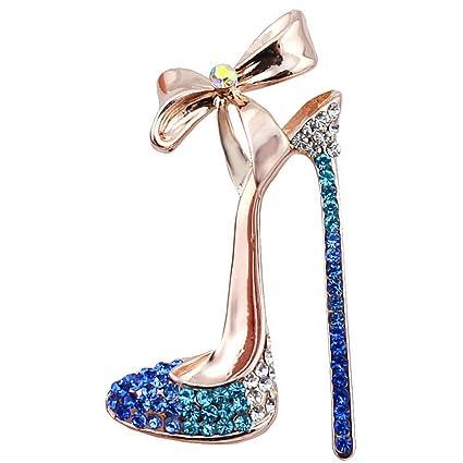 Modern Design Shoe Brooch Fashion Jewelry