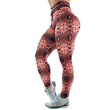 Leggings Deporte Mujer Push Up Chandal Yoga Running Hip Hop ...