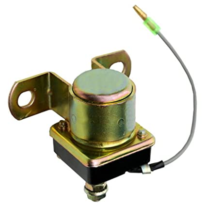 Amazon com: 25 Hours Starter Solenoid Relay For POLARIS