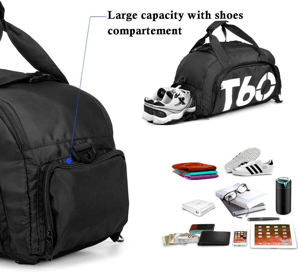 Obling 35L Cabas Sac de Sport avec Poche de Chaussures Sac /à Dos Gymnastique Unisexe Large Capacit/é