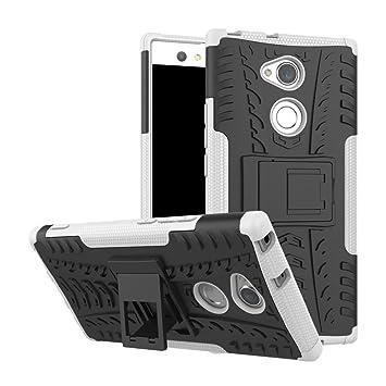 Sony Xperia XA2 Ultra Funda Firmeza y Flexibilidad Espalda ...