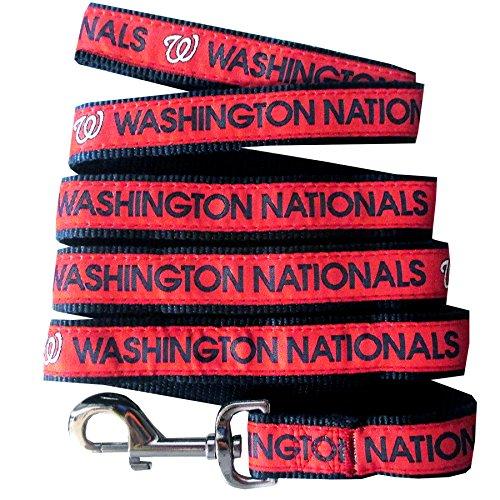 MLB Washington Nationals Dog Leash, Large ()