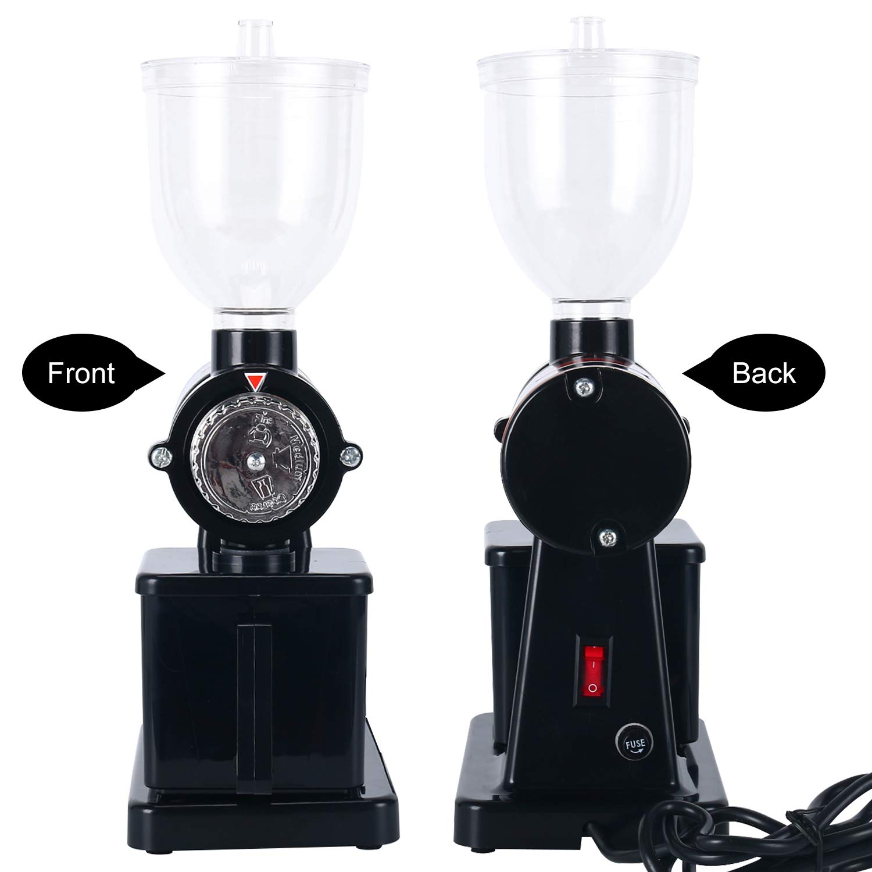 Amazon.com: YaeMarine - Molinillo de café eléctrico ...