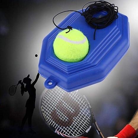 6SlonHy - Soporte para Pelota de Tenis (Goma), Color Azul: Amazon ...