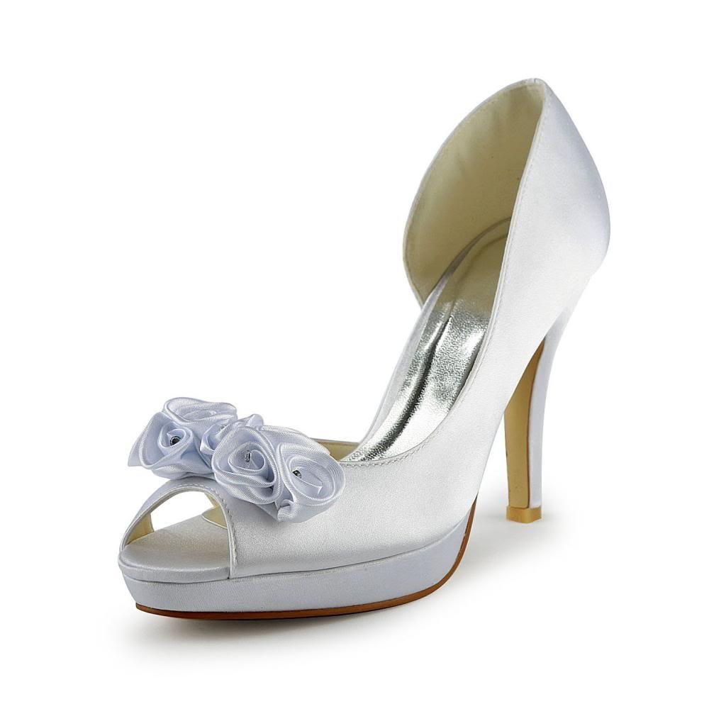 Jia 3704 Jia Wedding 3704 chaussures Blanc de mariée Wedding mariage Escarpins pour femme Blanc 6281788 - shopssong.space