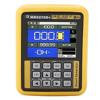 B Blesiya MR9270S 4-20mA Signal Generator Calibration Current Voltage Thermocouple
