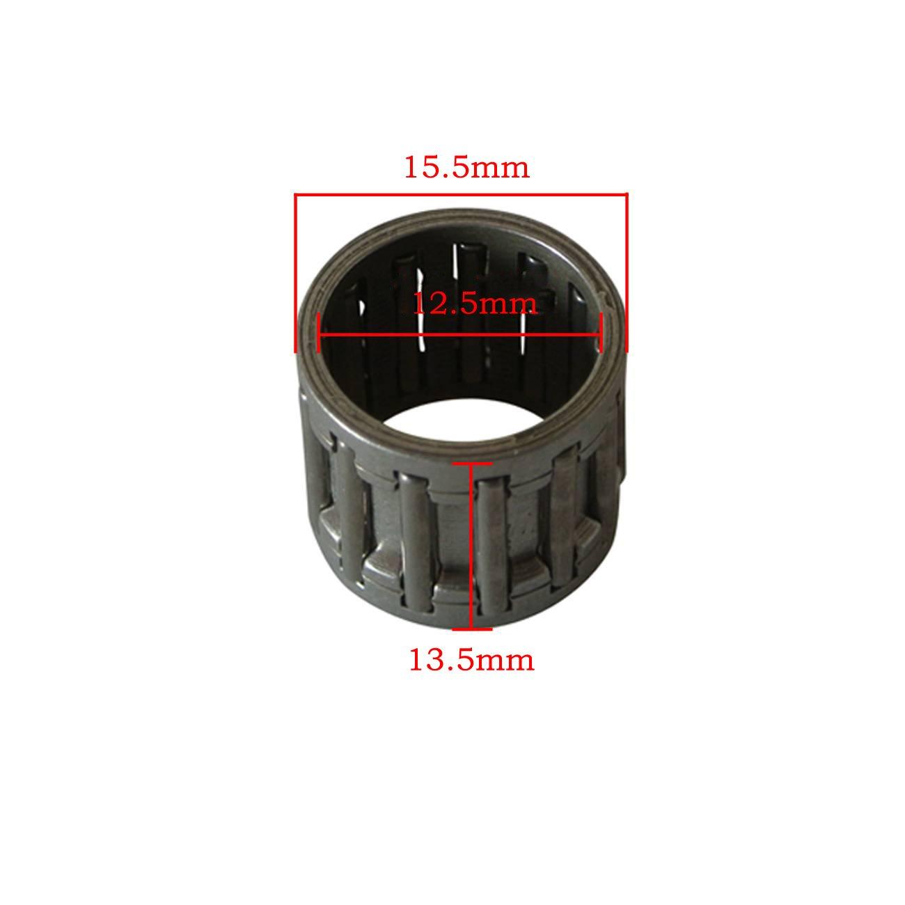 JRL Sprocket Clutch Drum Needle Bearing Fit Husqvarna 351 353 357 359 445 Chainsaw