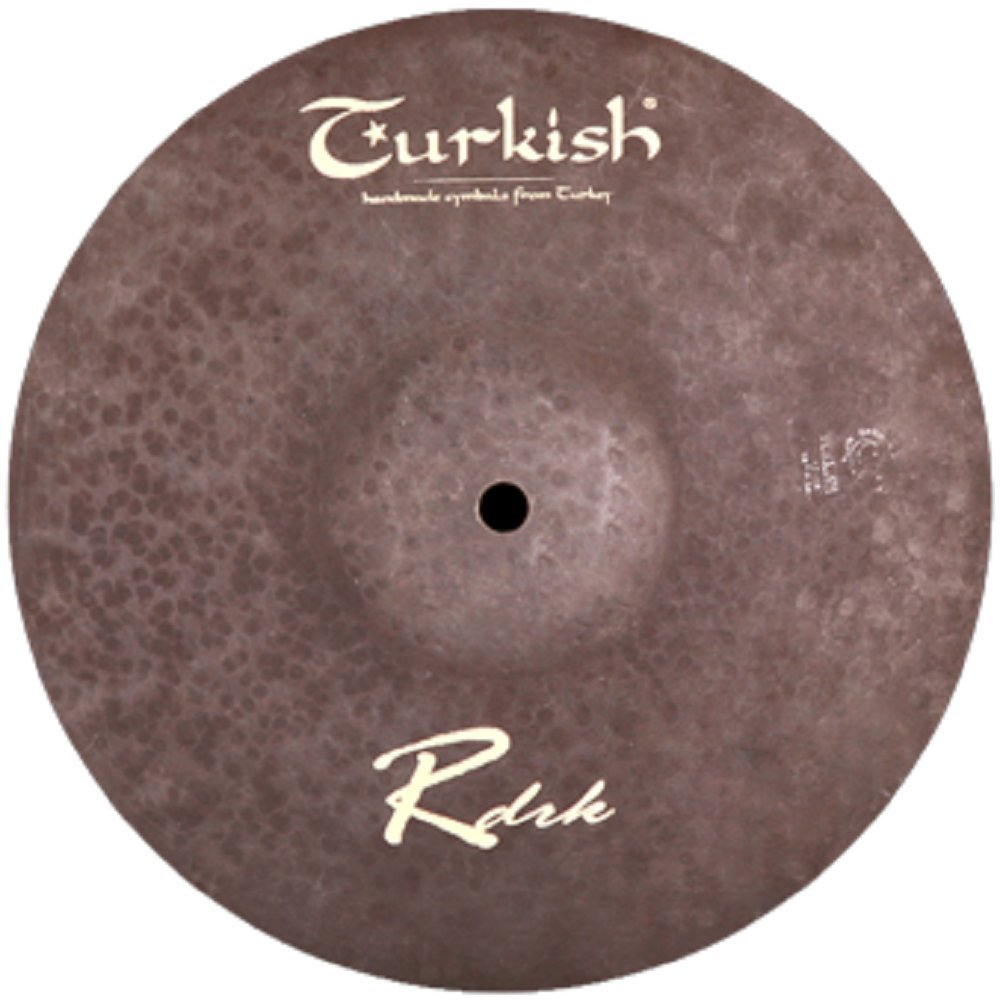 Turkish Cymbals Raw Dark Series 9-inch Raw Dark Splash * RDRK-SP9 B075CBS3H7