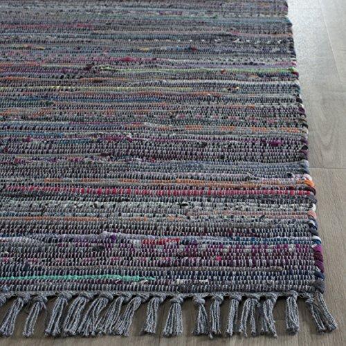 Amazon.com: Safavieh Rag Rug Collection RAR121K Hand Woven