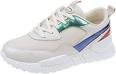 Berimaterry Zapatillas Mujer Deporte Running Zapatos Correr ...