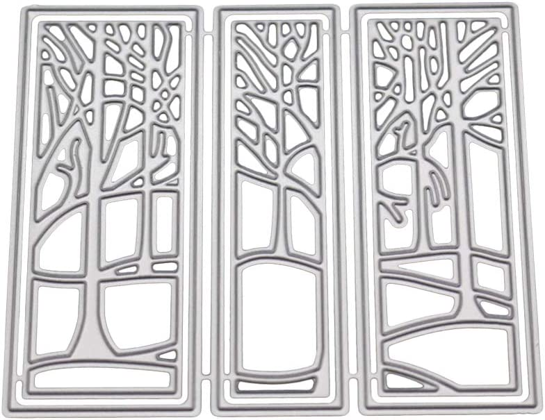 Bodbii DIY Scrapbooking Dies Metal Card Making Template Mould Carbon Steel Paper Crafts Gift Stencils, Shows, 9.1 * 8cm: Amazon.es: Hogar