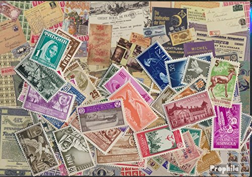 Spain 50 Different Stamps Spanish Colonies with Independent States (Stamps for Collectors)